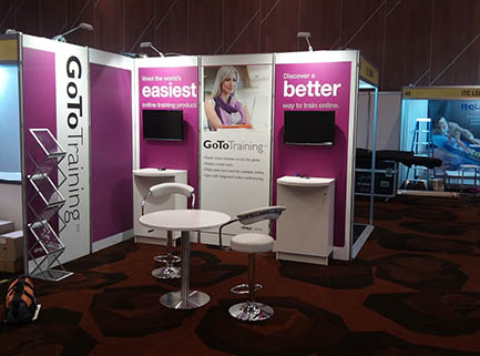 Exhibition Panels And Booth Rental